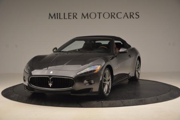 Used 2012 Maserati GranTurismo Sport for sale Sold at Pagani of Greenwich in Greenwich CT 06830 13