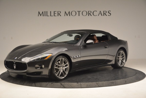 Used 2012 Maserati GranTurismo Sport for sale Sold at Pagani of Greenwich in Greenwich CT 06830 14