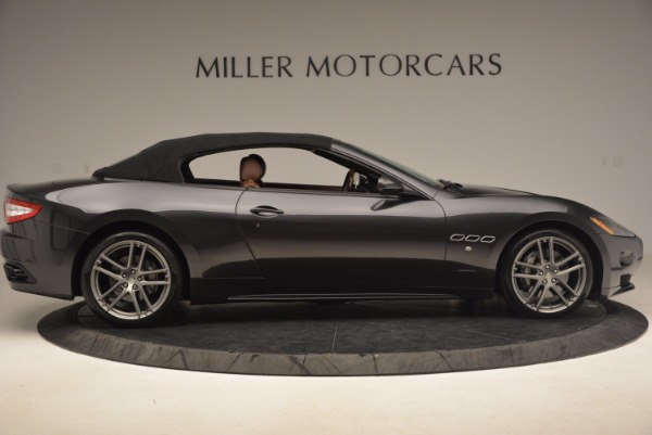 Used 2012 Maserati GranTurismo Sport for sale Sold at Pagani of Greenwich in Greenwich CT 06830 16