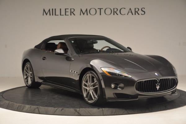Used 2012 Maserati GranTurismo Sport for sale Sold at Pagani of Greenwich in Greenwich CT 06830 18