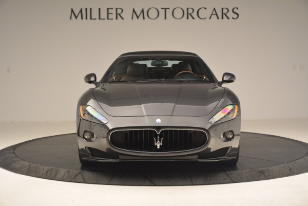 Used 2012 Maserati GranTurismo Sport for sale Sold at Pagani of Greenwich in Greenwich CT 06830 19