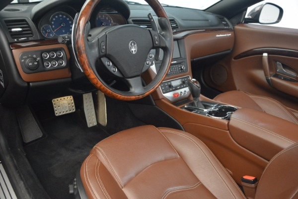 Used 2012 Maserati GranTurismo Sport for sale Sold at Pagani of Greenwich in Greenwich CT 06830 21