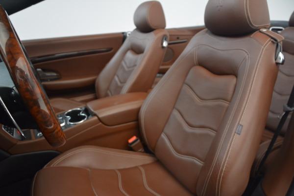 Used 2012 Maserati GranTurismo Sport for sale Sold at Pagani of Greenwich in Greenwich CT 06830 23