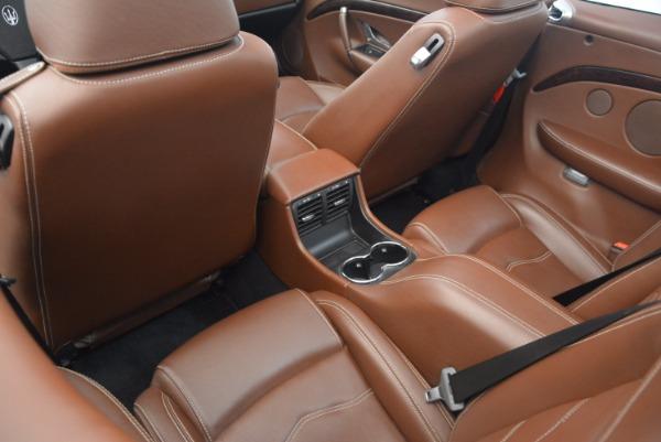 Used 2012 Maserati GranTurismo Sport for sale Sold at Pagani of Greenwich in Greenwich CT 06830 24