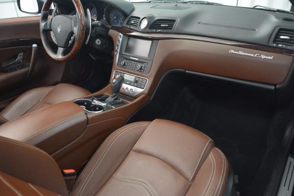 Used 2012 Maserati GranTurismo Sport for sale Sold at Pagani of Greenwich in Greenwich CT 06830 27