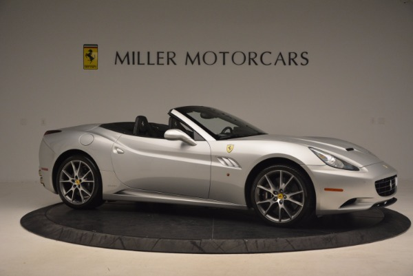 Used 2012 Ferrari California for sale Sold at Pagani of Greenwich in Greenwich CT 06830 10