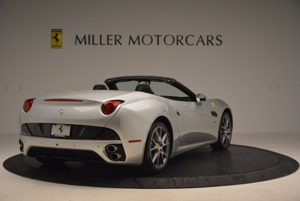 Used 2012 Ferrari California for sale Sold at Pagani of Greenwich in Greenwich CT 06830 7