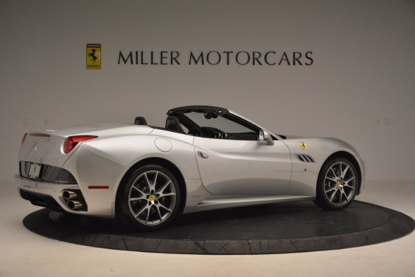 Used 2012 Ferrari California for sale Sold at Pagani of Greenwich in Greenwich CT 06830 8