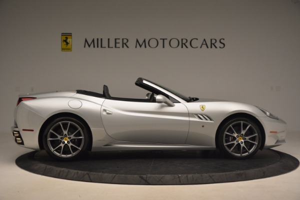 Used 2012 Ferrari California for sale Sold at Pagani of Greenwich in Greenwich CT 06830 9