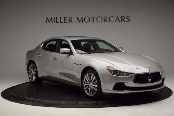 Used 2014 Maserati Ghibli for sale Sold at Pagani of Greenwich in Greenwich CT 06830 10
