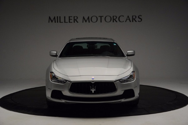 Used 2014 Maserati Ghibli for sale Sold at Pagani of Greenwich in Greenwich CT 06830 11