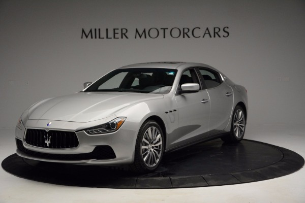 Used 2014 Maserati Ghibli for sale Sold at Pagani of Greenwich in Greenwich CT 06830 12
