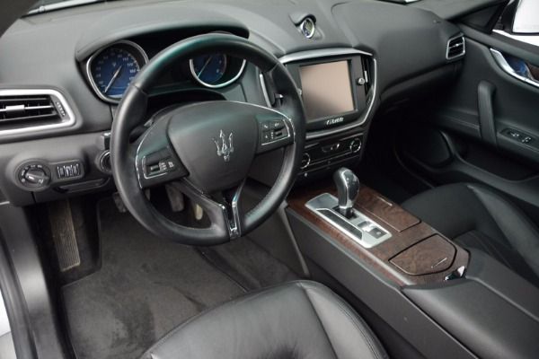 Used 2014 Maserati Ghibli for sale Sold at Pagani of Greenwich in Greenwich CT 06830 13