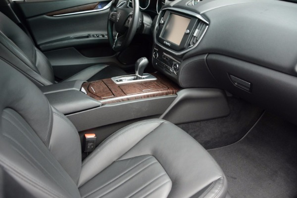 Used 2014 Maserati Ghibli for sale Sold at Pagani of Greenwich in Greenwich CT 06830 19