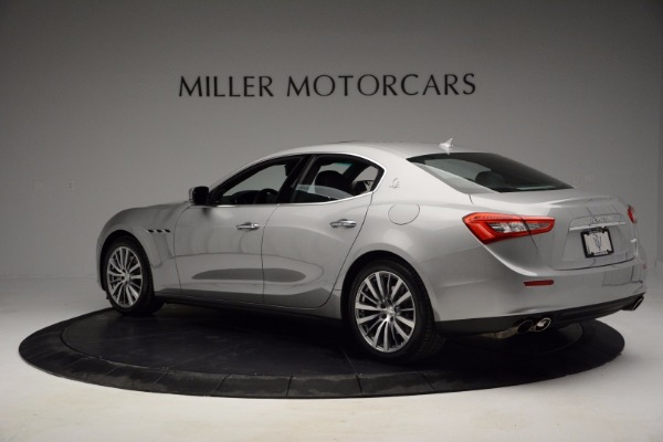 Used 2014 Maserati Ghibli for sale Sold at Pagani of Greenwich in Greenwich CT 06830 3