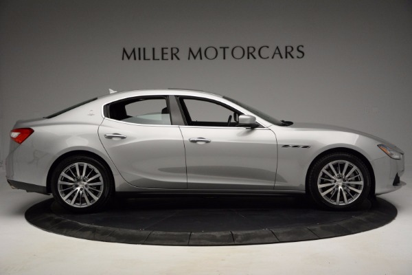 Used 2014 Maserati Ghibli for sale Sold at Pagani of Greenwich in Greenwich CT 06830 8