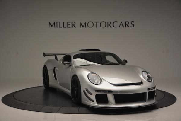 Used 2012 Porsche RUF CTR-3 Clubsport for sale Sold at Pagani of Greenwich in Greenwich CT 06830 14