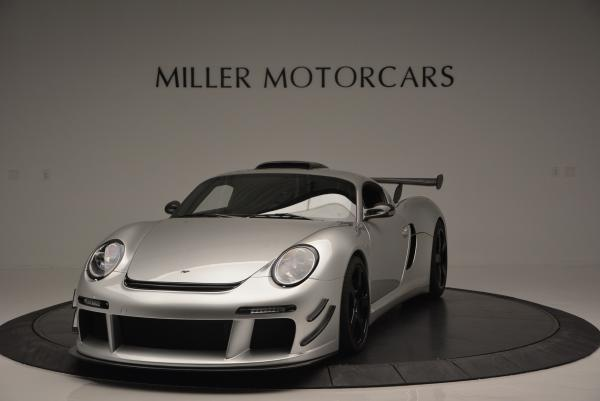 Used 2012 Porsche RUF CTR-3 Clubsport for sale Sold at Pagani of Greenwich in Greenwich CT 06830 1