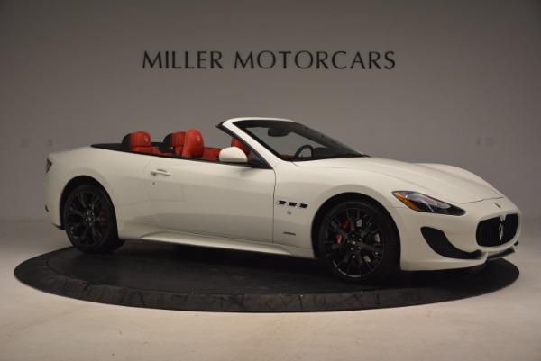 Used 2016 Maserati GranTurismo Sport for sale Sold at Pagani of Greenwich in Greenwich CT 06830 10