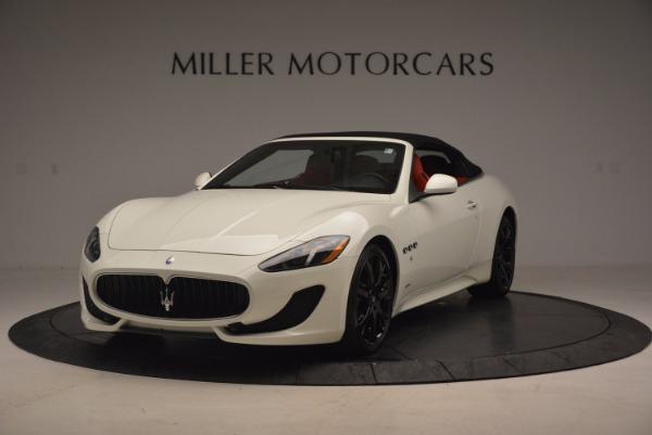 Used 2016 Maserati GranTurismo Sport for sale Sold at Pagani of Greenwich in Greenwich CT 06830 13