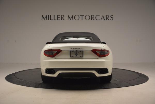 Used 2016 Maserati GranTurismo Sport for sale Sold at Pagani of Greenwich in Greenwich CT 06830 18