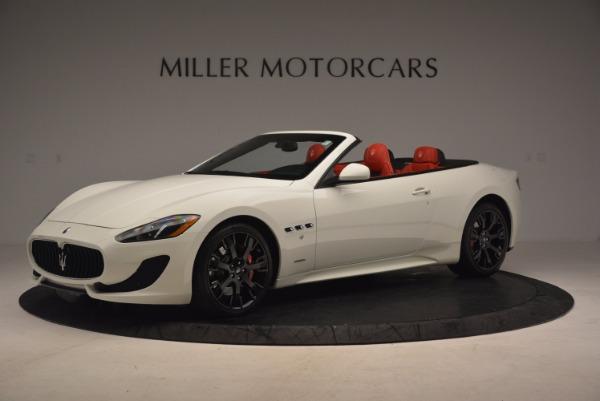 Used 2016 Maserati GranTurismo Sport for sale Sold at Pagani of Greenwich in Greenwich CT 06830 2