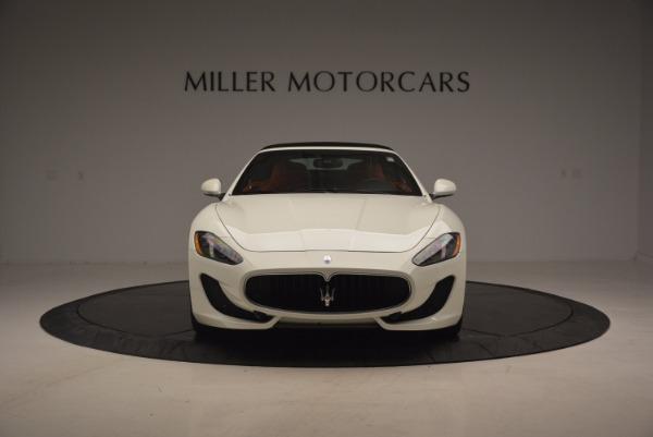 Used 2016 Maserati GranTurismo Sport for sale Sold at Pagani of Greenwich in Greenwich CT 06830 24