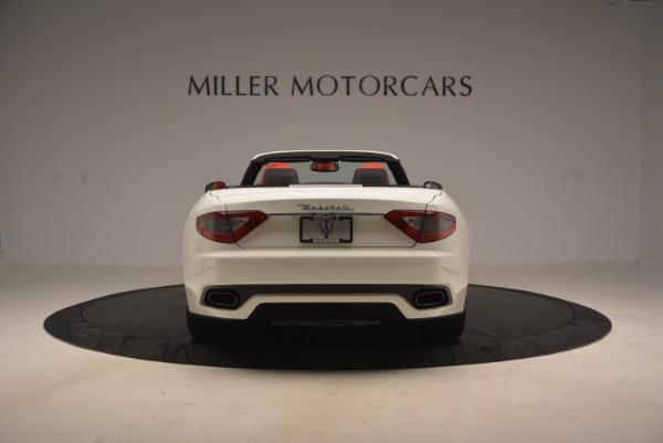Used 2016 Maserati GranTurismo Sport for sale Sold at Pagani of Greenwich in Greenwich CT 06830 6