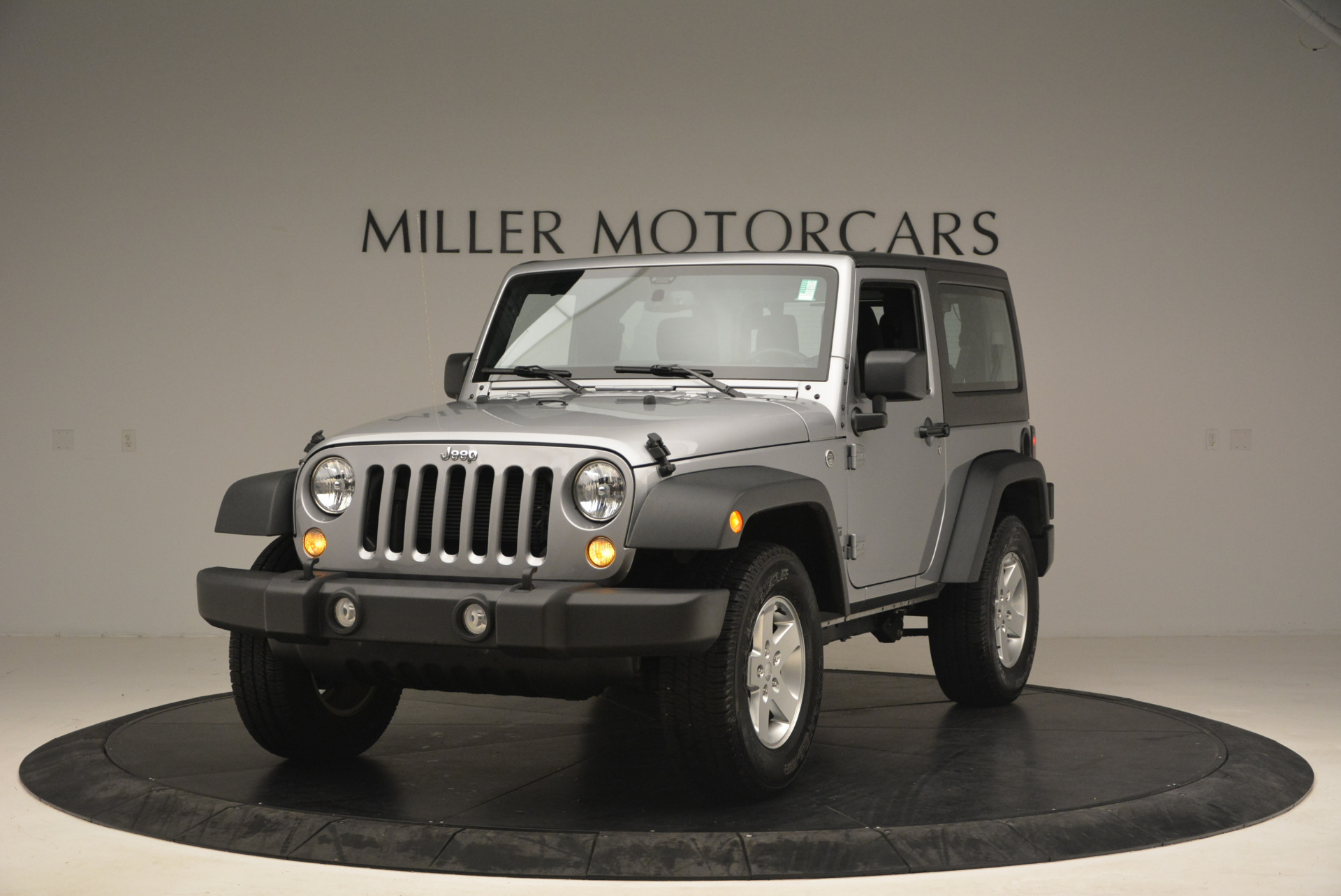 Used 2015 Jeep Wrangler Sport for sale Sold at Pagani of Greenwich in Greenwich CT 06830 1