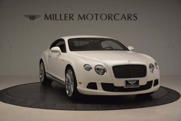 Used 2014 Bentley Continental GT Speed for sale Sold at Pagani of Greenwich in Greenwich CT 06830 12