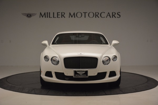 Used 2014 Bentley Continental GT Speed for sale Sold at Pagani of Greenwich in Greenwich CT 06830 13