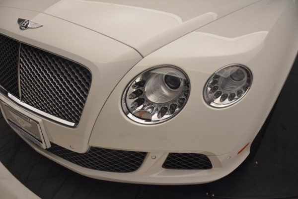 Used 2014 Bentley Continental GT Speed for sale Sold at Pagani of Greenwich in Greenwich CT 06830 17