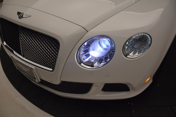 Used 2014 Bentley Continental GT Speed for sale Sold at Pagani of Greenwich in Greenwich CT 06830 18