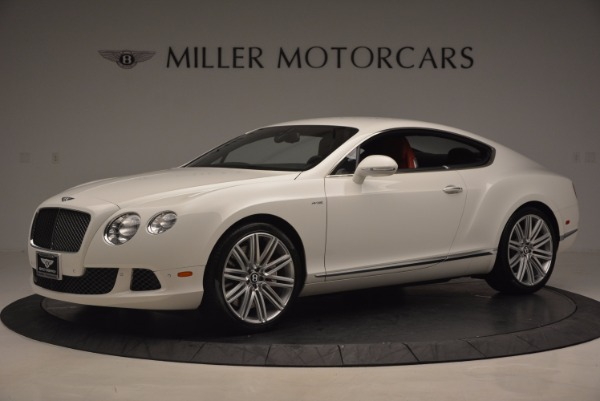 Used 2014 Bentley Continental GT Speed for sale Sold at Pagani of Greenwich in Greenwich CT 06830 3