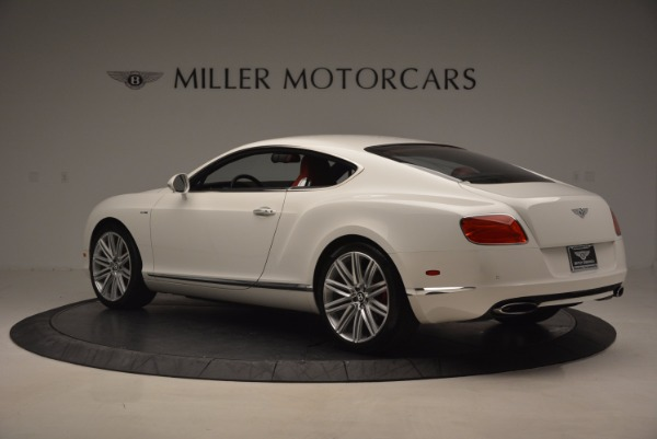 Used 2014 Bentley Continental GT Speed for sale Sold at Pagani of Greenwich in Greenwich CT 06830 5