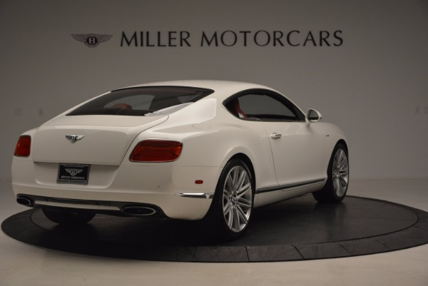 Used 2014 Bentley Continental GT Speed for sale Sold at Pagani of Greenwich in Greenwich CT 06830 8