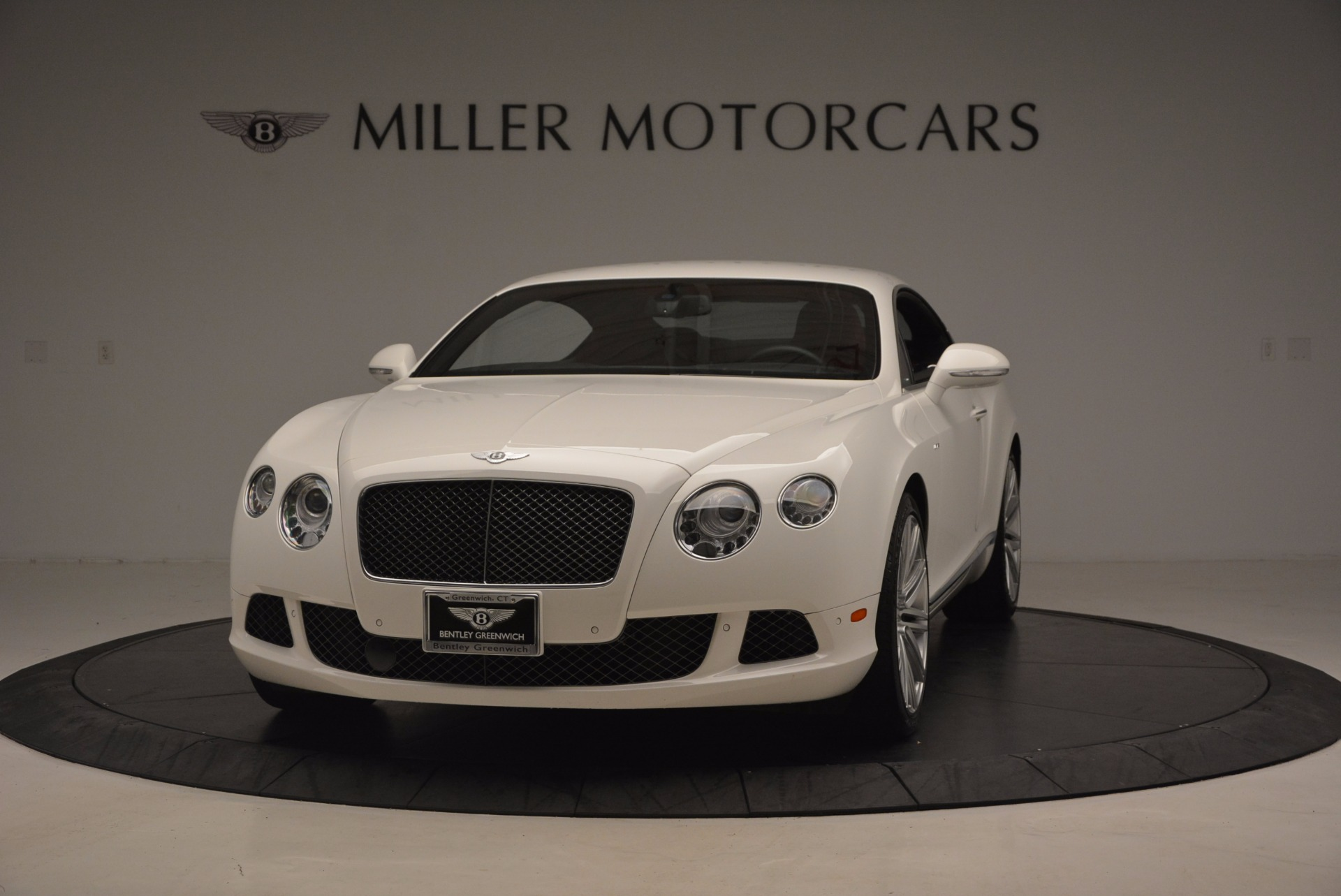 Used 2014 Bentley Continental GT Speed for sale Sold at Pagani of Greenwich in Greenwich CT 06830 1