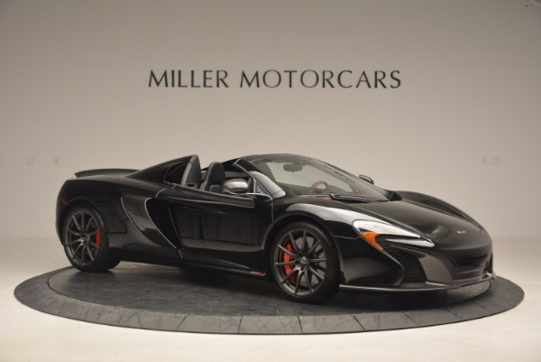 Used 2016 McLaren 650S Spider for sale Sold at Pagani of Greenwich in Greenwich CT 06830 10