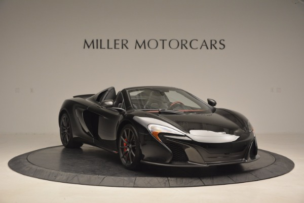 Used 2016 McLaren 650S Spider for sale Sold at Pagani of Greenwich in Greenwich CT 06830 11