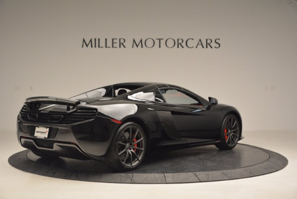 Used 2016 McLaren 650S Spider for sale Sold at Pagani of Greenwich in Greenwich CT 06830 17