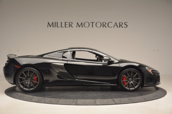 Used 2016 McLaren 650S Spider for sale Sold at Pagani of Greenwich in Greenwich CT 06830 18