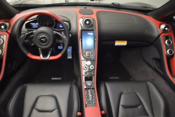 Used 2016 McLaren 650S Spider for sale Sold at Pagani of Greenwich in Greenwich CT 06830 23