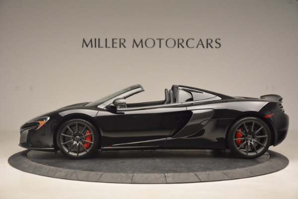 Used 2016 McLaren 650S Spider for sale Sold at Pagani of Greenwich in Greenwich CT 06830 3