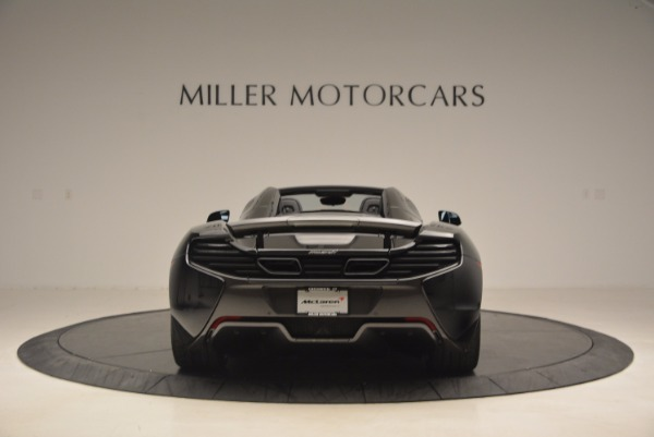 Used 2016 McLaren 650S Spider for sale Sold at Pagani of Greenwich in Greenwich CT 06830 6