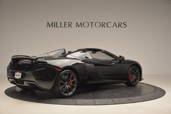 Used 2016 McLaren 650S Spider for sale Sold at Pagani of Greenwich in Greenwich CT 06830 8