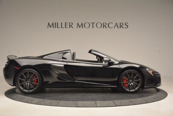Used 2016 McLaren 650S Spider for sale Sold at Pagani of Greenwich in Greenwich CT 06830 9