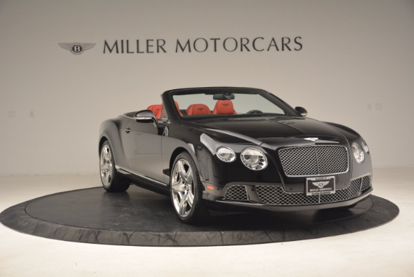 Used 2012 Bentley Continental GT W12 Convertible for sale Sold at Pagani of Greenwich in Greenwich CT 06830 11