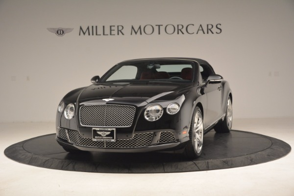 Used 2012 Bentley Continental GT W12 Convertible for sale Sold at Pagani of Greenwich in Greenwich CT 06830 14