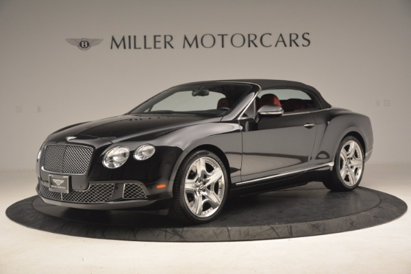 Used 2012 Bentley Continental GT W12 Convertible for sale Sold at Pagani of Greenwich in Greenwich CT 06830 15