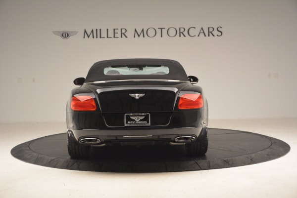 Used 2012 Bentley Continental GT W12 Convertible for sale Sold at Pagani of Greenwich in Greenwich CT 06830 19
